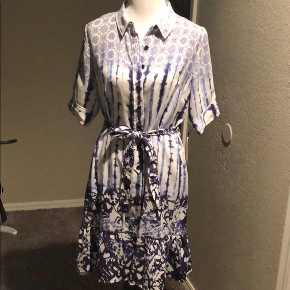 Peter Som Dresses & Skirts - BNWT Peter Som shirtdress. Size 12